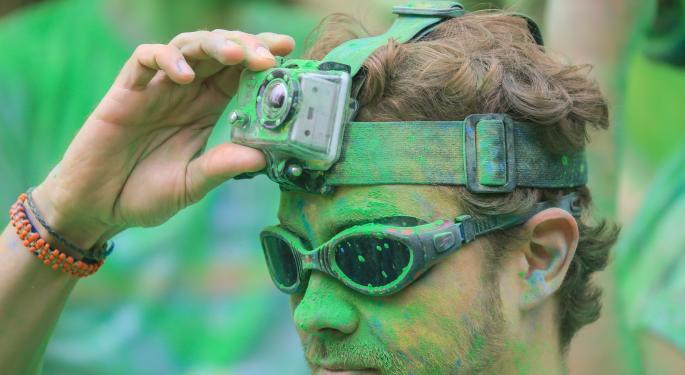 GoPro Continues To Rise, Executives See A Big Future At Wedbush Conference