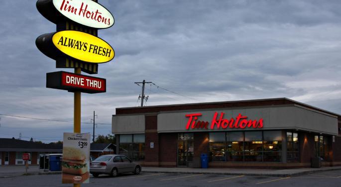 Cowen Turns Bullish On Tim Hortons' Parent Company