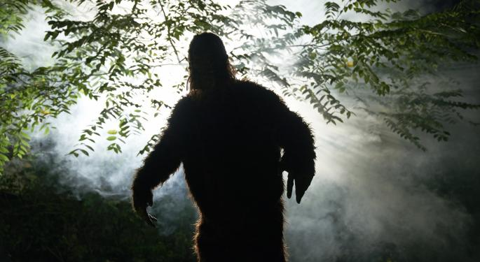 What LifeLock And 'Bigfoot' Have To Do With Each Other