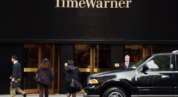 Time Warner Shares Inexpensive, According To This Media Analyst