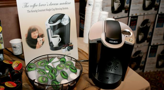 Keurig Green Mountain Bought Out In $13 Billion Deal; Acquiring Firm Building Quite The Coffee Portfolio