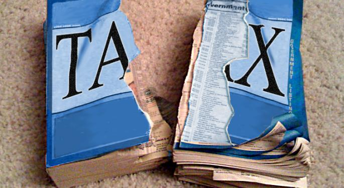Tax Deals: Will Everything Old Be New Again?