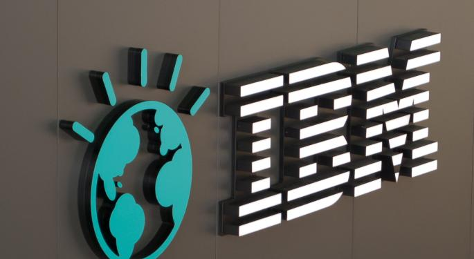 Cloud, Services Strong Again For IBM, But Earnings Reaction Tepid
