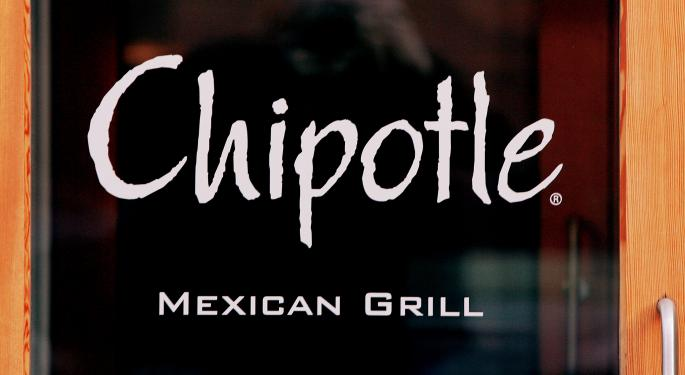 SunTrust: Chipotle's Same-Store Sales Recovery 'Will Start...Now!'