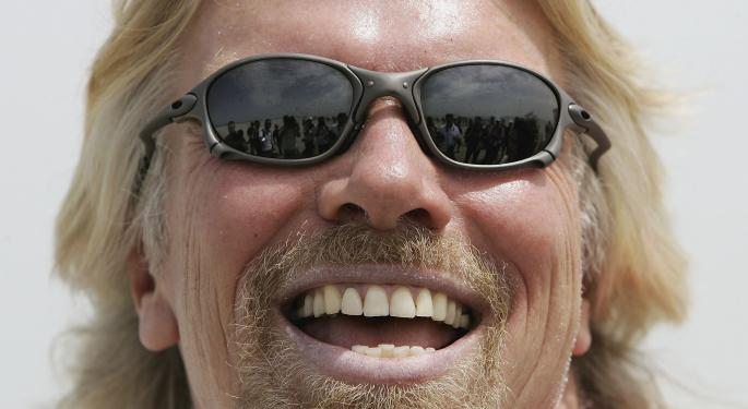 Richard Branson And The Unlimited Vacation Push