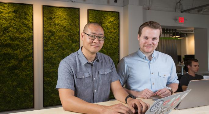 A Michigan Startup Milestone: Cybersecurity Firm Duo Tops $1 Billion In Market Value