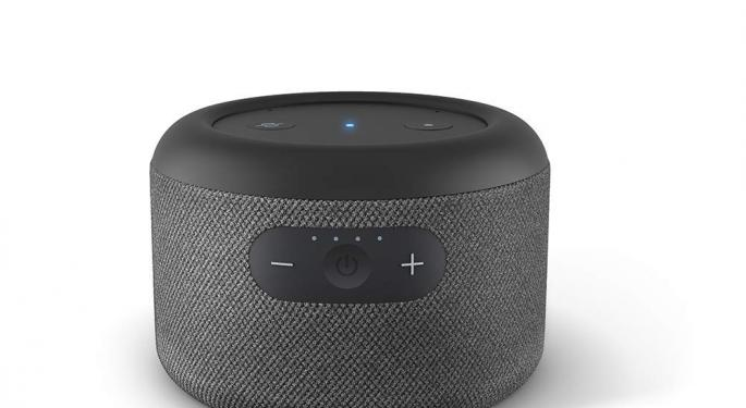 Amazon Launches 'Portable' Smart Speaker Designed Specially For India