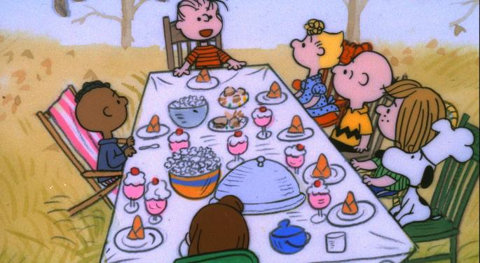 What We're Talking About This Year At The Thanksgiving Dinner Table