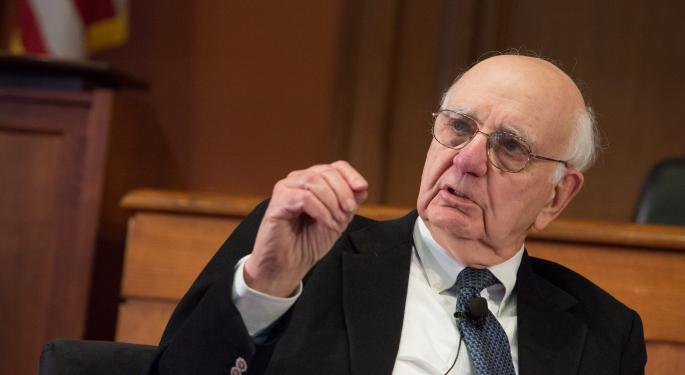 Paul Volcker, Federal Reserve Chair From 1979-1987, Dies At 92