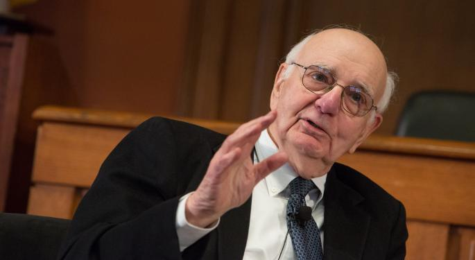 This Day In Market History: Paul Volcker Takes Over As Fed Chair