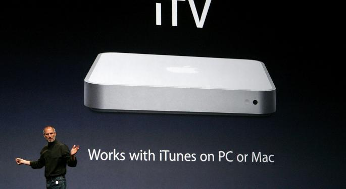 Five Partnerships for Apple's iTV Creation AAPL
