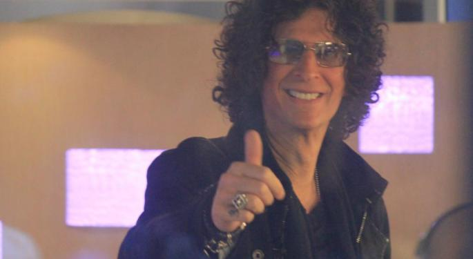 Howard Stern Asked About Buffett's Stake In Sirius XM: 'This Guy Is Unbelievable'