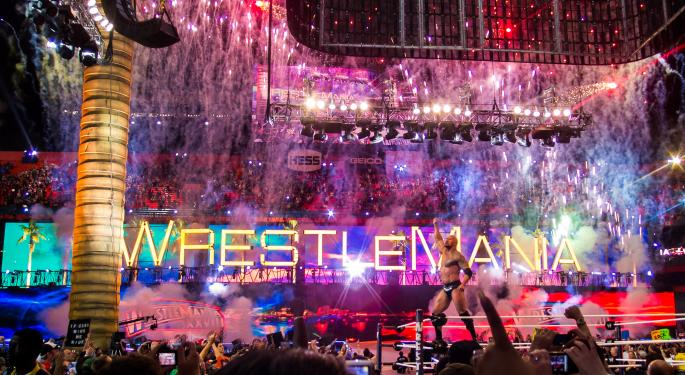 World Wrestling Entertainment Primed To Navigate The Future Of TV; PacCrest Says Buy It Now