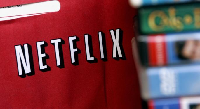 Netflix Bulls, You've Been Warned