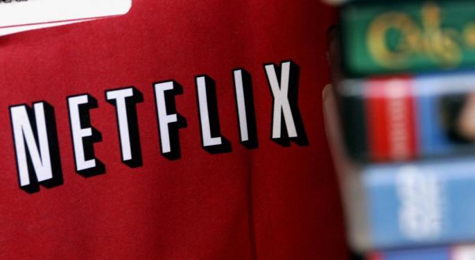 Netflix Charts Setting Up For Big Rise