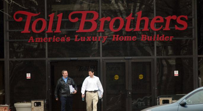 Toll Brothers Earnings Preview: What The Analysts are Saying