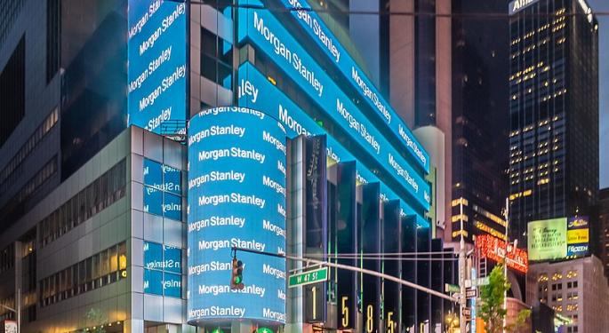 Morgan Stanley Trades Higher On Q3 Beat Despite 'Summer Slowdown'