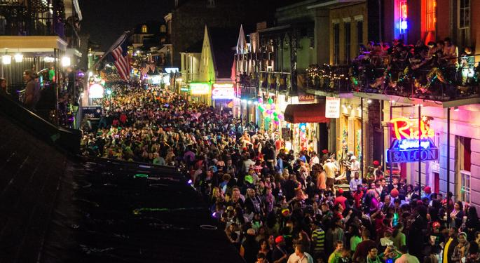 Mardi Gras To The Super Bowl: The Local Economic Impact Of America's Biggest Parties