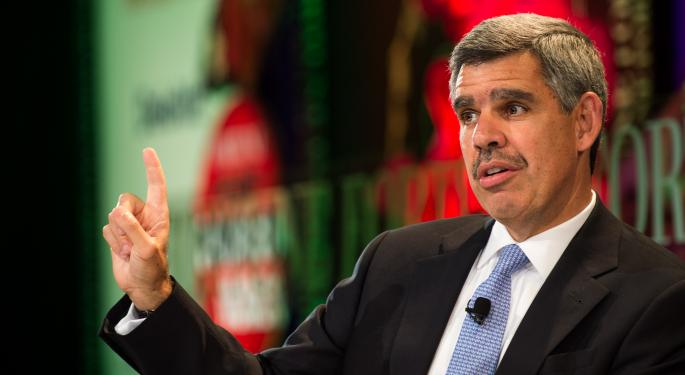 El-Erian: Jobs Number Creates 'Tricky Situation' For Fed