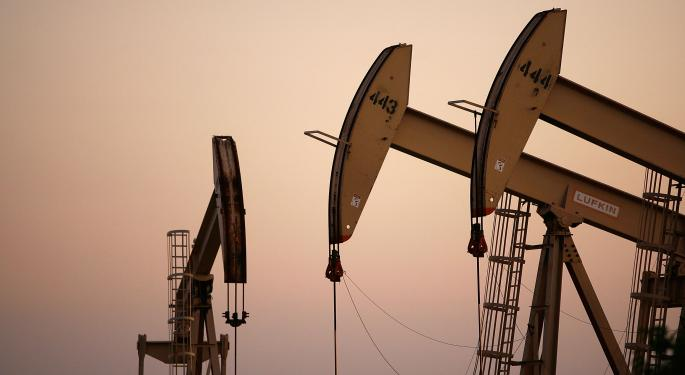 Crude Oil Prices Find Temporary Relief