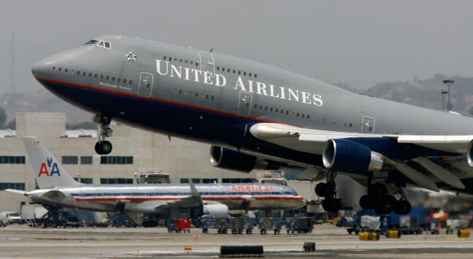Airlines Moving Up Off Earnings Beats; Morgan Stanley Analysts Were Right