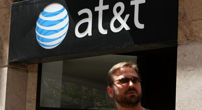 Is AT&T Inc. Finishing A Correction Ahead Of More Upside?