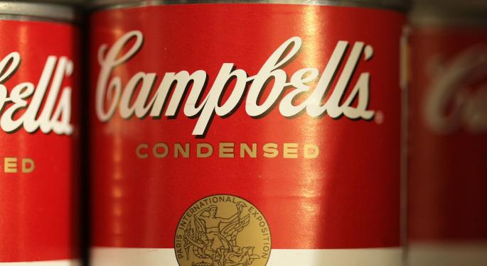 Campbell Soup Seeks K-Cup Revenue Boost CPB