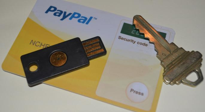 PayPal Continues To Benefit As It Transitions From Being A Payment 'Button'