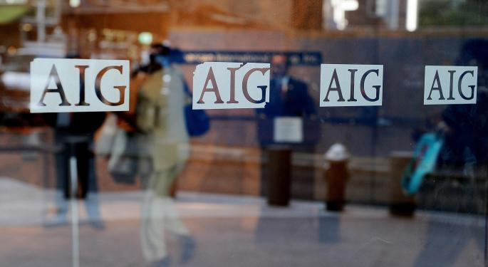 AIG Rises Slightly After Q4 Results