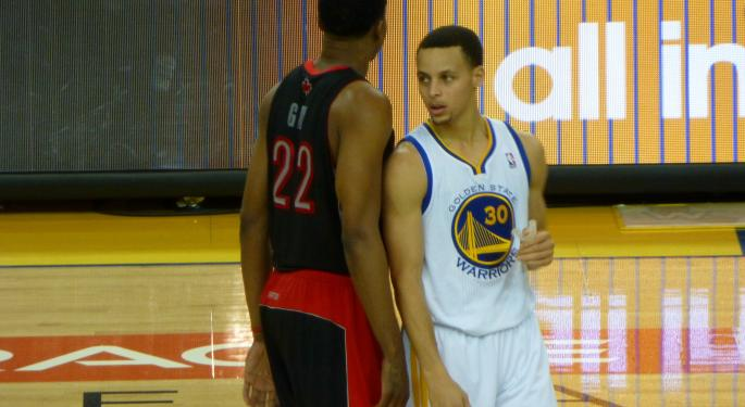 Steph Curry's Key Role In Under Armour's Footwear Business