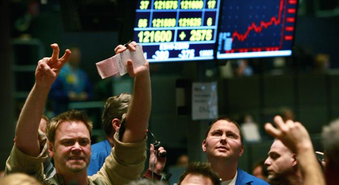 Stocks Continue Lower On Merger Monday
