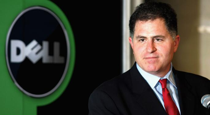 Michael Dell and Silver Lake Backtrack on Previous Remarks, Raise Bid to $13.75 Cash DELL