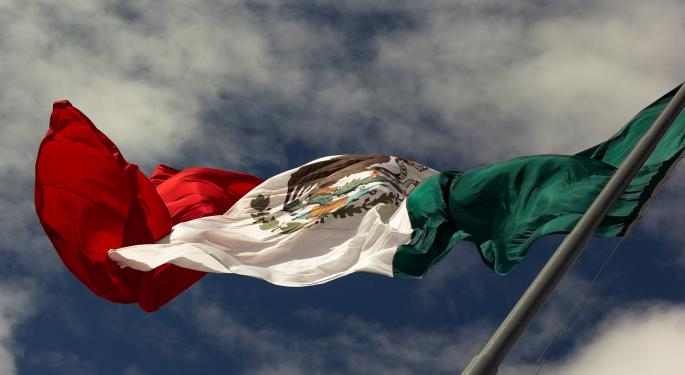 Mexico Catching Up To Brazil; ETF Investors Don't Care