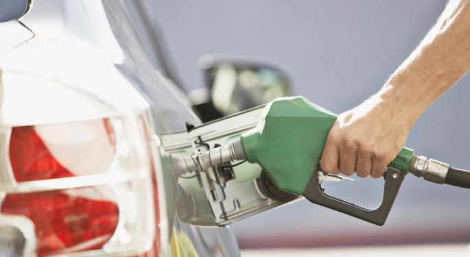 Is $2 Gasoline Good News For Autos? Morgan Stanley Says Not Necessarily
