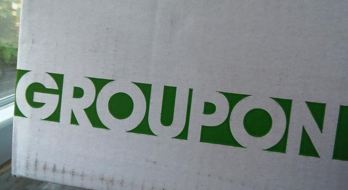 How Poor Results From RetailMeNot & Coupons.com Are Hurting Groupon
