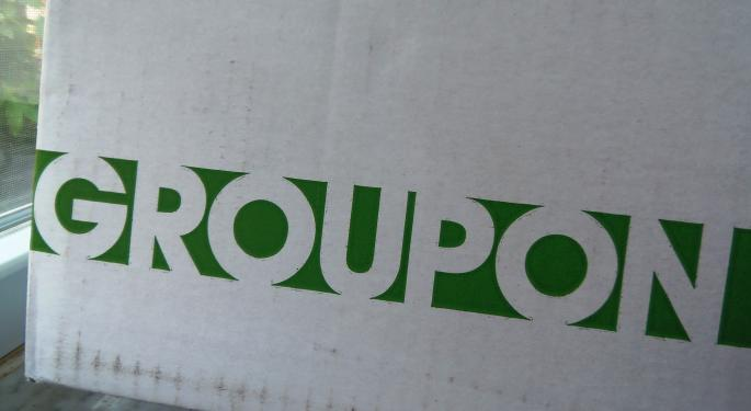 Piper Analyst Suggests Buying The Dip In Groupon