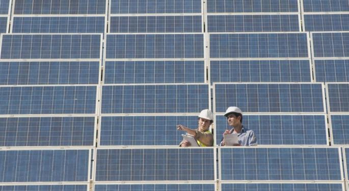 China's Greenhouse Gas Cap Could Spark Solar