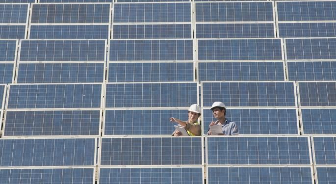 These 3 Solar Stocks Catch The Eye Of Short Sellers