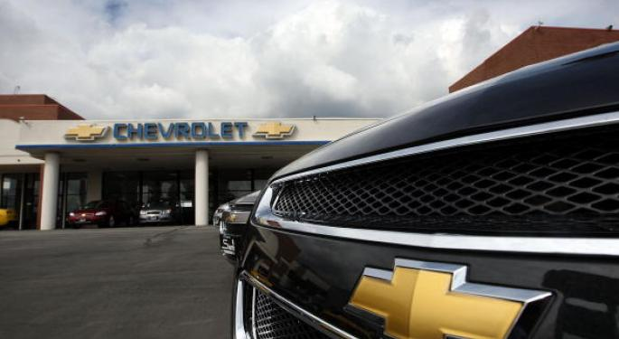 General Motors Recalls Now Total 4.8 Million
