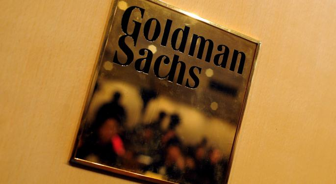 Breakout Or Fake Out In Goldman Sachs?