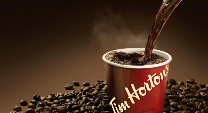 Tim Hortons Heads To China — Despite Political Tension