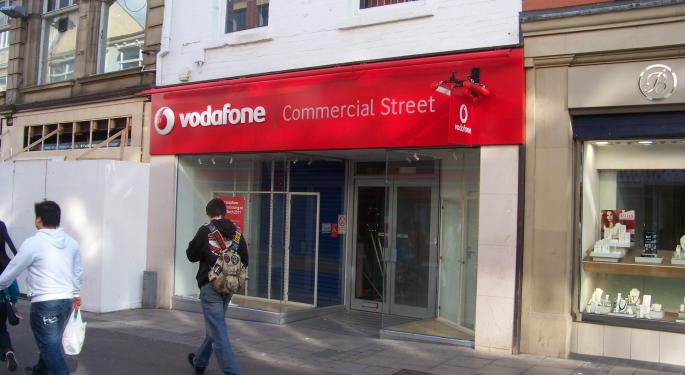 Report: Vodafone Said To Be Eyeing Merger With Liberty Global