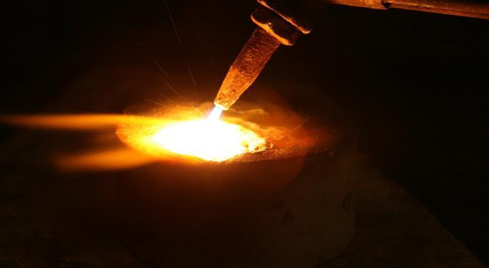 Metal ETFs Sizzled In August