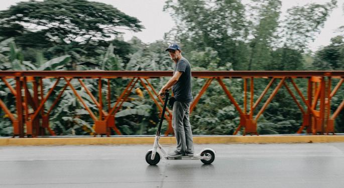 Today's Pickup: Proposed Bill Could Put More Electric Scooters On Massachusetts Streets