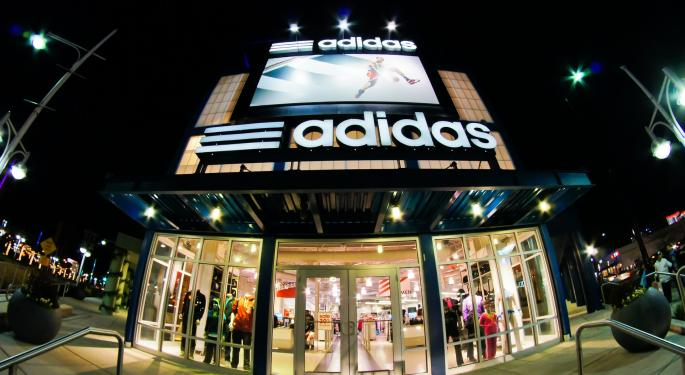 Adidas Sells CCM Hockey For $110 Million, Raises Forecast