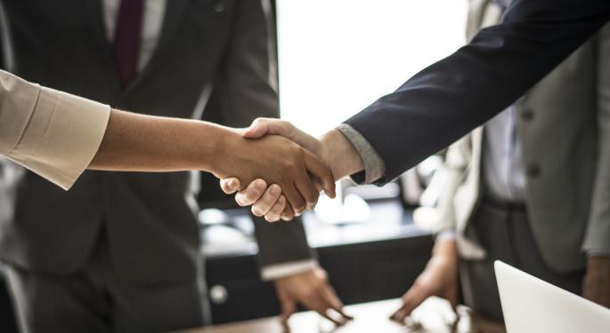 UPS' Marken Consolidates European Presence By Acquiring Three Companies