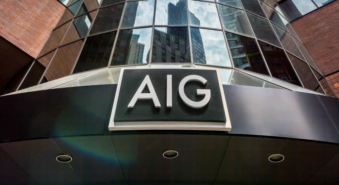Bank Of America: AIG Earnings Show Improvement In US Commercial Insurance