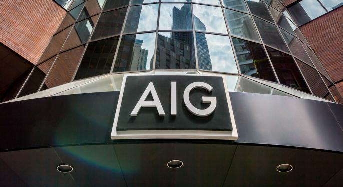 AIG Notches Upgrade Ahead Of Q1 Report On Fundamental Improvements