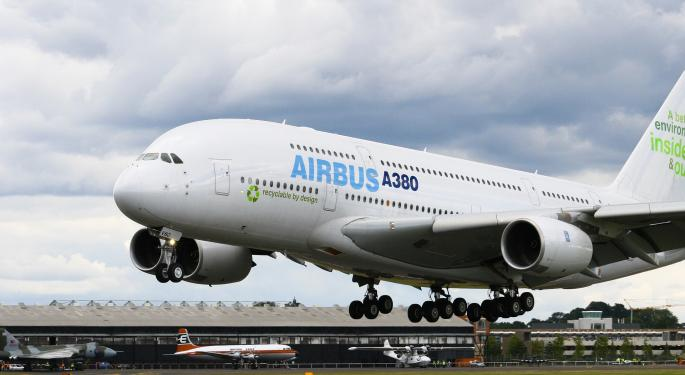 Bernstein Upgrades Airbus To Outperform, Joins Boeing As Bull Plays In Portfolio