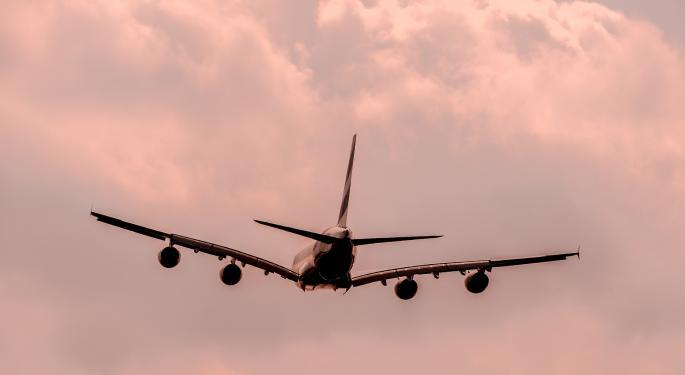 Air Canada Blames Trade Disputes For Cargo Decline